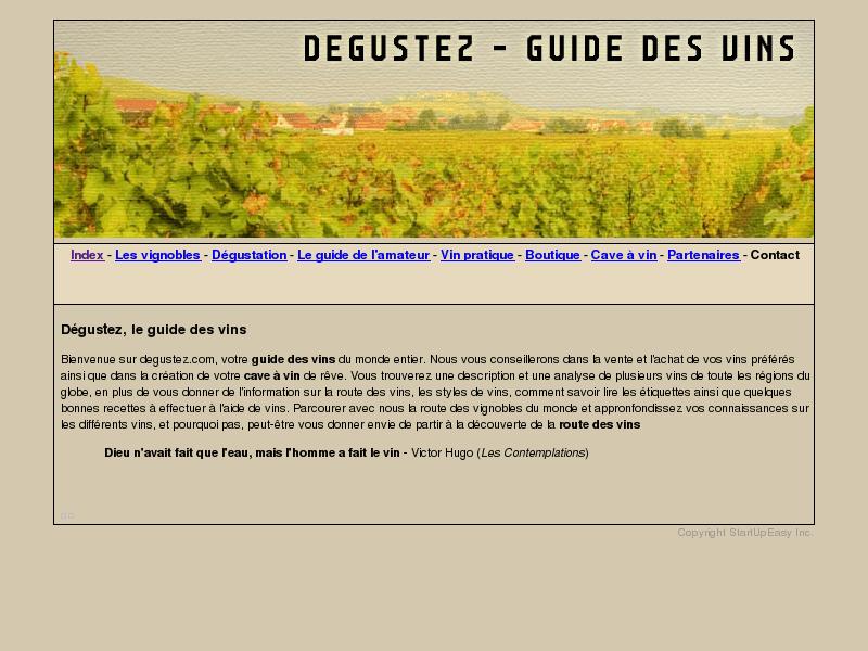 Guides des vins du monde vins de France – degustez