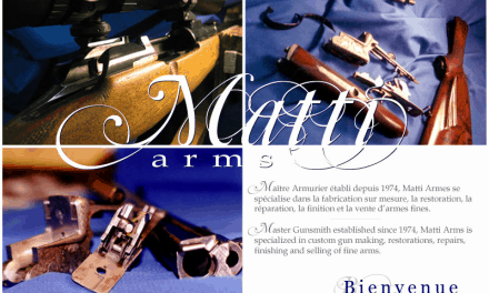 MATTI Armes Fines – Maître armurier depuis 1974