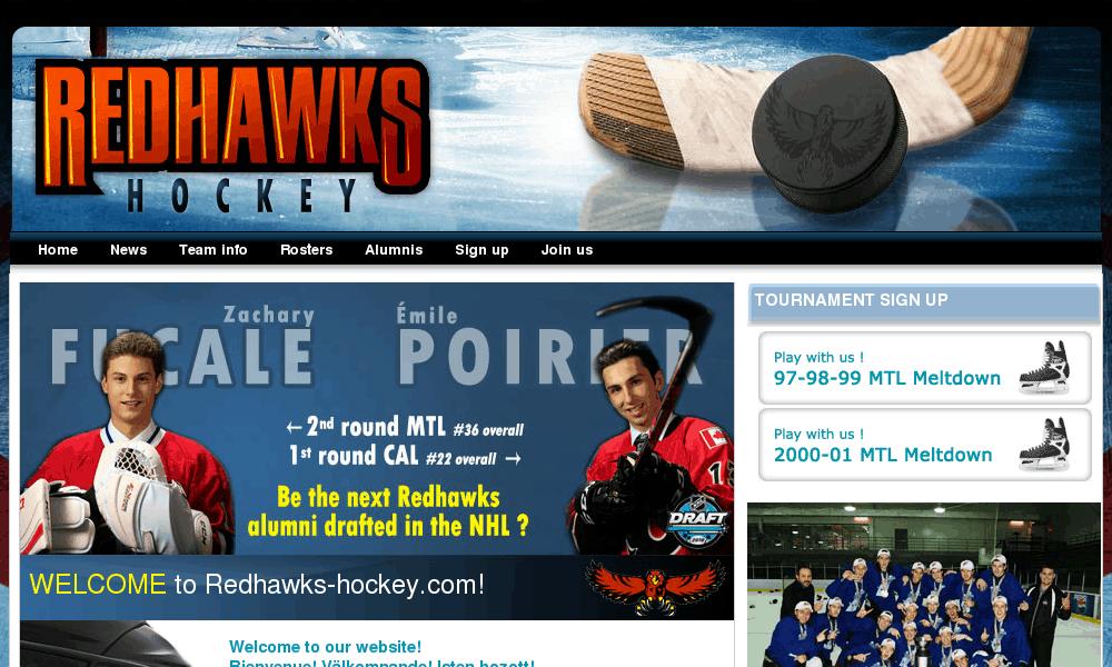 Redhawks Hockey — Summer Tournaments