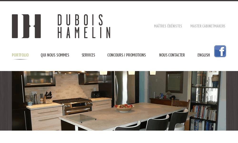 Ébéniste Dubois Hamelin