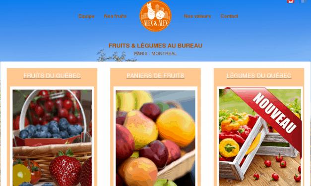 Les fruits au service de l'éducation – ALEX & ALEX
