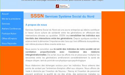 SSSN – Service Système Social du Nord inc.