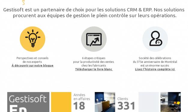 Gestisoft – ERP & CRM