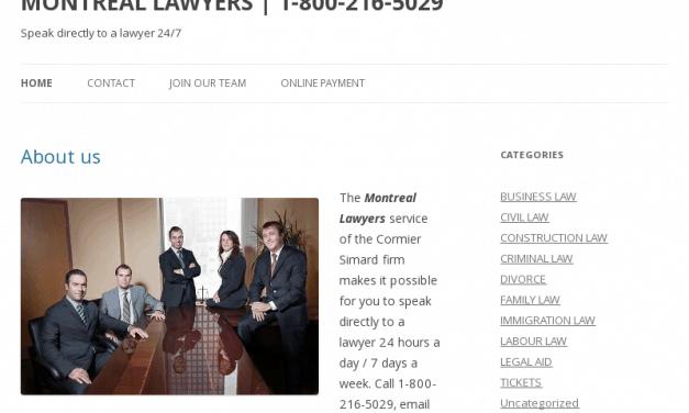 CSK Montreal Lawyers: droit civil et criminel
