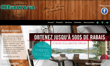 Plancher de bois franc – Les Planchers Olauva