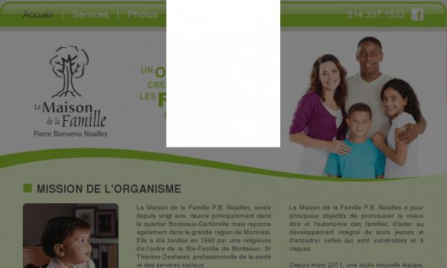 Maison de la Famille P.B. Noailles – Organisme com