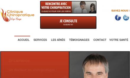 Chiropraticien Québec, Sainte-Foy et Cap Rouge