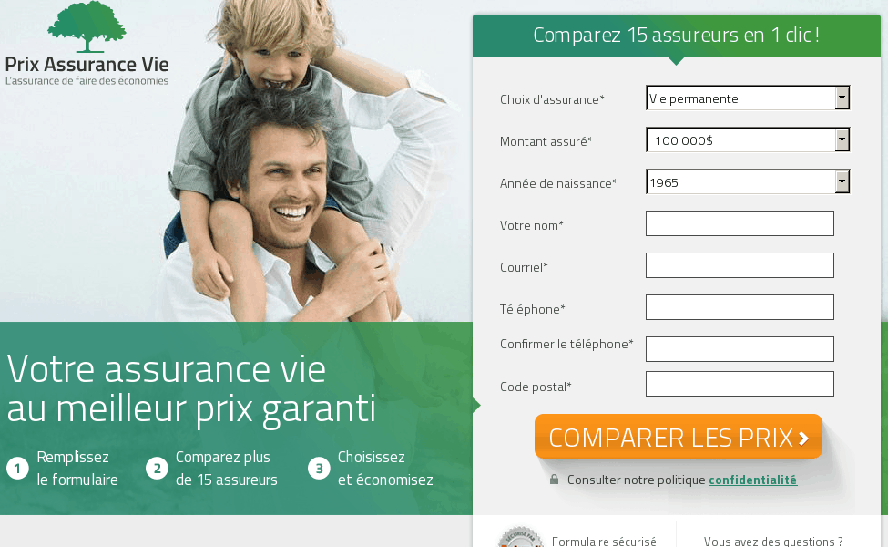 Prix Assurance Vie Assurance Vie Et Assurance Hypothecaire
