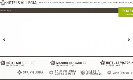 Hôtels Villegia