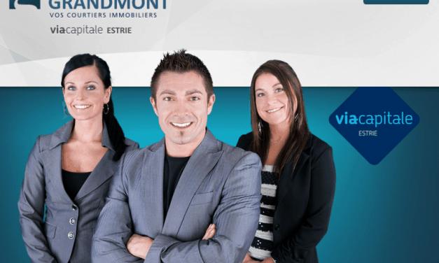Maisons à vendre Sherbrooke – Groupe Grandmont