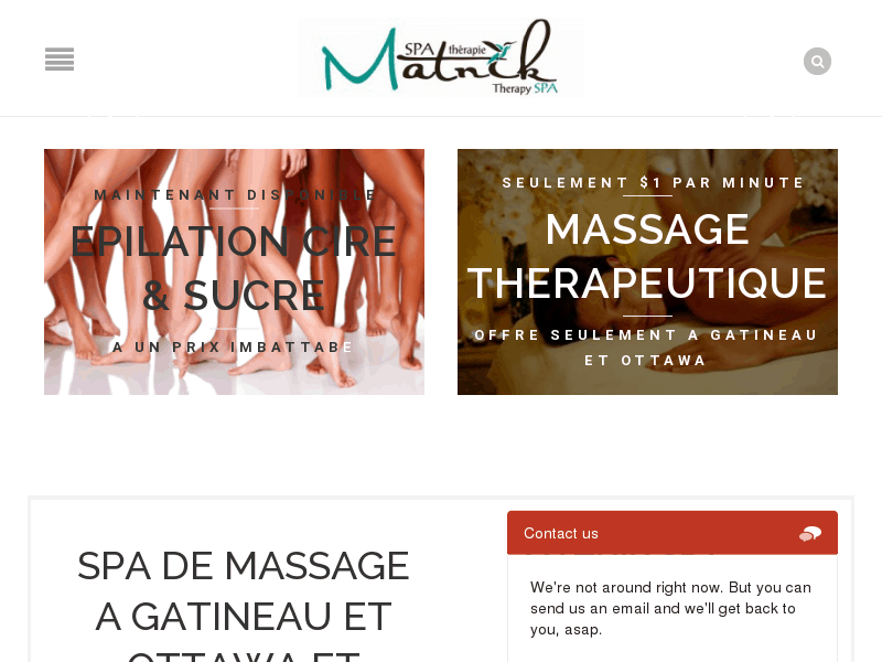 Matnik Spa Therapie