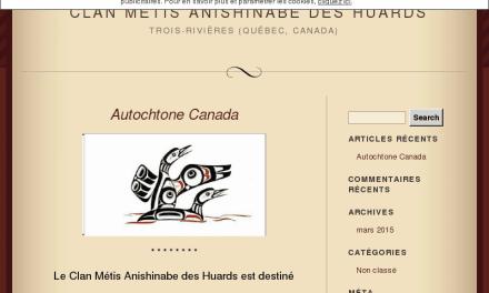 Clan Métis Anishinabe des Huards