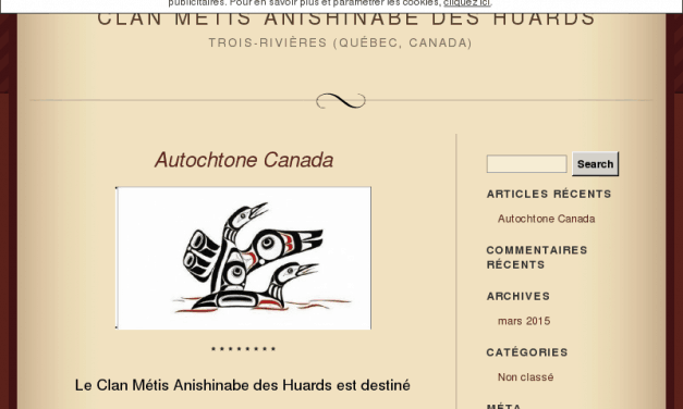 Clan Métis Anishinabe des Huards