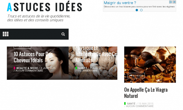 Astuces et idées : Trucs et astuces pour simplifier la vie