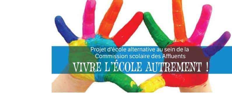 Projet d'école alternative dans la MRC des Moulins (Terrebonne & Mascouche)