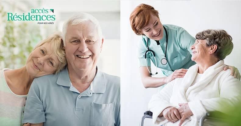 Accès Résidences – Conseiller en hébergement pour personnes âgées